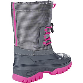 CMP Campagnolo Ahto WP Boots de neige Enfant, asphalt